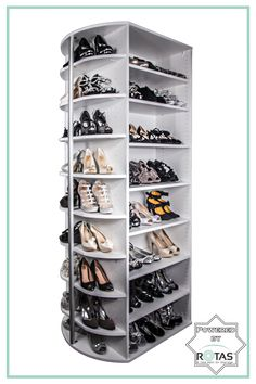 A Womans Dream – lazy Lee® Classy Closets, Corrugated Cardboard Boxes, Security Gates, Custom Closets, Closet Storage, Walk In Closet, How To Distress Wood, Adjustable Shelving, Storage Solutions