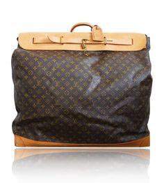 Louis Vuitton Giant Steamer 65 Luggage Bag Super Rare