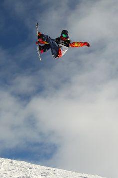 Winter Games NZ - Day 15: Snowboard Half Pipe Qualifier
