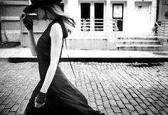 Be The One: Black & White Fashion Photography