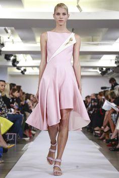 @oscardelarenta Ready-To-Wear Spring Summer 2015 #NYFW