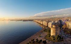Thessaloniki - Greece Is Greek Beauty, Turkey Travel, Thessaloniki, Activities To Do, Skiing, New York Skyline, Greece, Europe, Tours