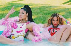http://www.stereogum.com/1802518/nicki-minaj-feelin-myself-feat-beyonce-video/video/