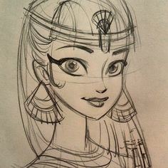Disney should totally have an ancient Egyptian princess!! It would be a dream come true! I love ancient Egypt!