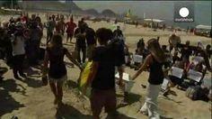 Prosiguen las protestas en las favelas de Río contra la violencia policial