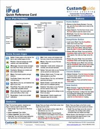 A Great iPad Manual for Every Teacher ~ Educational Technology and Mobile Learning 1 of 2 colour reference cards for using iPads Very handy tips and tricks! Thanks educators technology :) Teaching Technology, Technology Integration, Educational Technology, Technology Vocabulary, Technology Hacks, Vocabulary Games, Educational Leadership, Business Technology, Instructional Technology