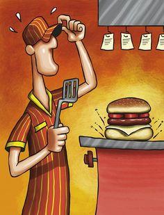 A NR 12 terá de ser cumprida em bares, padarias, lanchonetes e restaurantes - Leia na Edição do Mês - Notícias - Revista Proteção