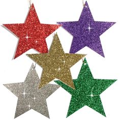 glitter powder china manufactures for christmas stars