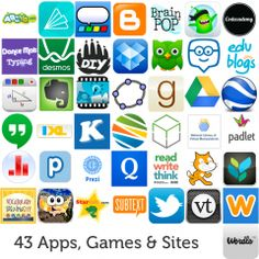 43 Apps, Games, and Websites Transforming This Year's Classrooms | graphite Blog