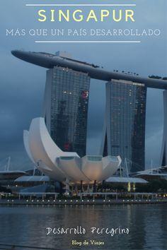 #Singapur más que un país desarrollado, conoce más en nuestro artículo en Desarrollo Peregrino, tu blog de Viajes.
