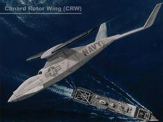 McDonnell Douglas CRW UAV for the US Navy
