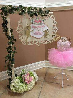 Fairy 1st birthday | CatchMyParty.com