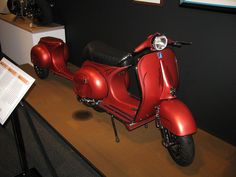 1963 Vespa Custom by Christoph3D, via Flickr