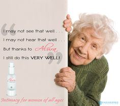 Great stimulating product for women at any age. Contact me for more information on the product or company NHT Global