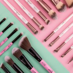 #brushlove #brushes #makeup