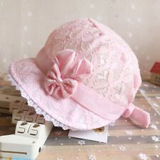 Summer Cute Princess Baby Hat With Bow Solid Color Lace Hollow Baby Girl Cap Toddler Kids Beach Bucket Hats Cute Princess, Baby Girl Princess, Summer Cap, Summer Kids, Baby Girl Caps, Cotton Hat, Beach Kids, Matching Family Outfits, Baby Outfits Newborn