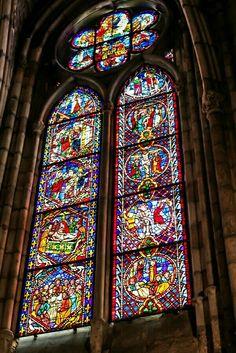 Vidrieras catedral de Leon