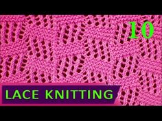 How to knit the Tilted Block stitch. This stitch would be great addition to any girl's scarf collection for fall. Follow along and see how easy it is to knit...