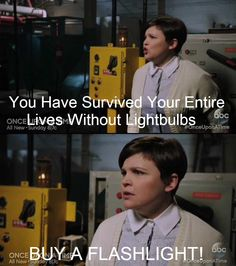 4.01- Poor Snow had to become instant mayor when Regina went into hiding after losing Robin to Marian, and Elsa had put up a wall around the town so she could find Anna, which knocked out the power. WHEW.