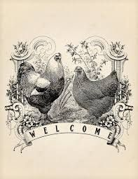 Image result for free kitchen rooster printables