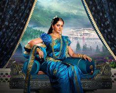Anushka Shetty's looks in Baahubali 2: The Conclusion