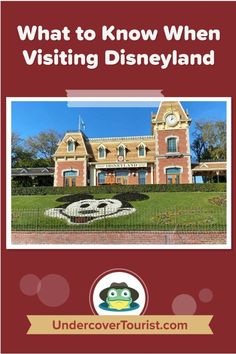 Planning a visit to Disneyland? Here's what it's like after reopening. #disneyland #disneylandresort #undercovertourist Disneyland California, Disneyland Resort, What Is Like, Walt Disney, Have Fun, How To Plan, Mansions, The Originals, House Styles