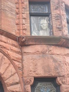 A haunted Brownstone