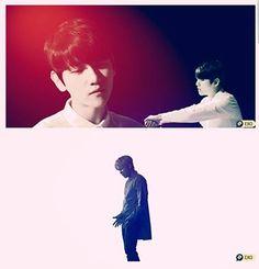 """〈 Duo exclusif SM Station : Baekhyun (EXO) & K Will : The Day 〉 La SMTOWN nous annonce la sortie du titre """"The Day"""" résultant de la collaboration de Baekhyun (EXO) et du chanteur K Will pour le 13.05 à 00H KST (heure coréenne). On a hâte d'entendre ce duo...qui sera surement une belle surprise. ┄┄┄┄┄┄┄┄ #YuYu  www.twitter.com/HanllyU Sources & Crédits : EXO-K Kakaotalk"""