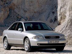 Audi A4 1.8 T Sedan EU-spec (B5,8D) '1997–2000