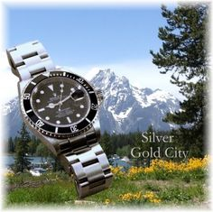 The Rolex Submariner 116610 Stainless Steel.