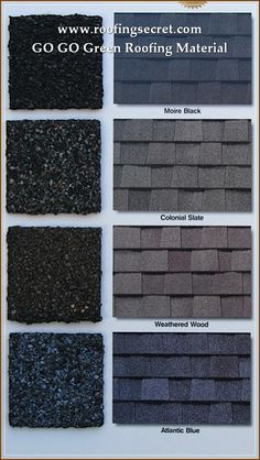 Best Owens Corning Duration Roof Shingle Colors Estate Gray 400 x 300