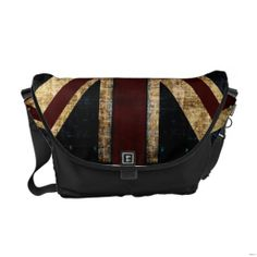 Shop Grunge Union Jack messenger bag created by hutsul. Tote Handbags, Purses And Handbags, Commuter Bag, Union Jack, Beautiful Bags, Bag Accessories, Diaper Bag, Satchel, Grunge