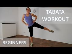 Tabata Workout For Beginners – 25 Minute Full Body Tabata Workout Routine With Low Impact Exercises - YouTube