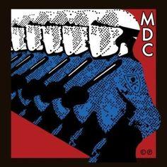 Millions of Dead Cops-East Bay Ray & Klaus Flour [LP] - Vinyl