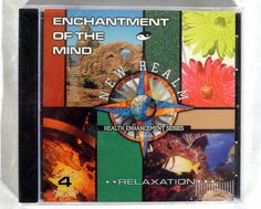 NEW Enchantment Of The Mind CD Health Enhancement Series Relaxing New Age Music…
