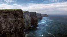Скалы Мохер - самое лучшее фото этого изумительного места на карте Ирландии