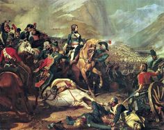 battle of rivoli - napoleon defeats the austrian army, ending Austria's fourth and final attempt to relieve the Siege of Mantua.