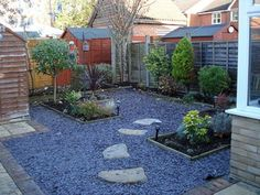 Simple and easy backyard landscaping ideas 61