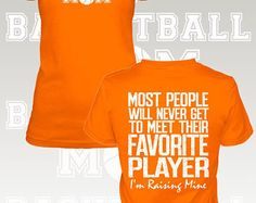 Basketball Mom Favorite Player Shirt. Basketball mom. Basketball Mom Shirt. Women's shirt. Sports mom. Mom Shirt. Mother's Day. Gift. Sports
