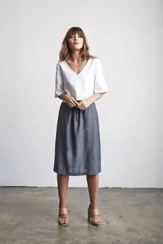 82498443aff660 summer simplicity for your casual capsule wardrobe