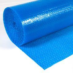 PLÁSTICO BURBUJA COLORES - Plástico de burbujas para embalar de colores: un material muy conocido, flexible y ligero que se utiliza en todo tipo de embalajes. Ahora también en 5 colores especiales: amarillo, negro, rojo, azul y verde.