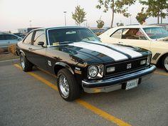 1975 Chevrolet Nova SS   by V8 Power