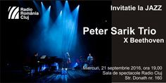 Peter Sarik trio live la Cluj – Bogdan Roşca