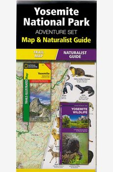 This set combines a fold out waterproof national Geographic map and a fanfold Naturalist guide to the region. the beautiful map will keep you found and the Naturalist guide will held with the identification of wildlife, promoting  a richer experience and new memories from the visit to this wonderful place.