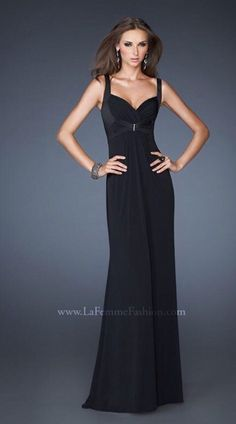 460647229eef Awesome $398 NWT La Femme 19828 Prom/Pageant/Formal/Wedding/Bridesmaid Dress