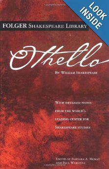 10th Grade Reading at Wichita Collegiate School Othello (New Folger Library Shakespeare): William Shakespeare: 9780743482820: Amazon.com: Books