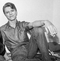 vezzipuss.tumblr.com — David Bowie, Circa 79 ➰