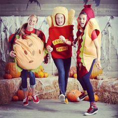 #Happy #Halloween #WeHo #LosAngeles #costumes #foodcostume #foodfun