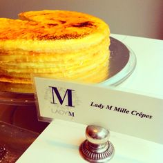 LadyM cake boutique NYC