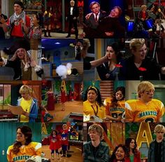 Austin and Ally  Real Life & Reel Life
